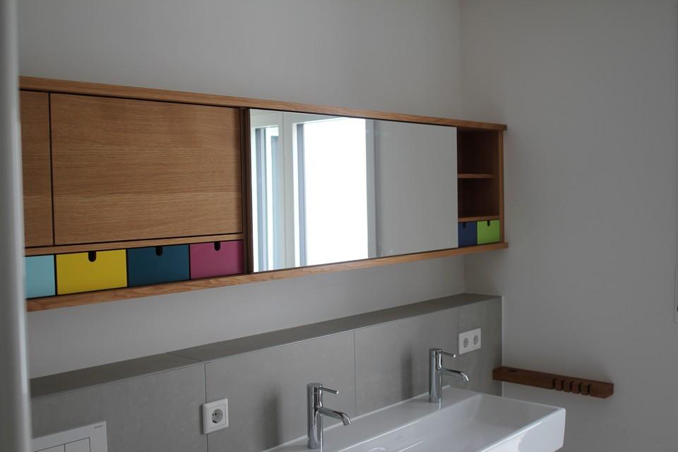 Spiegelschrank Sitzkommode Rudi Rehle Büro Für Gestaltung