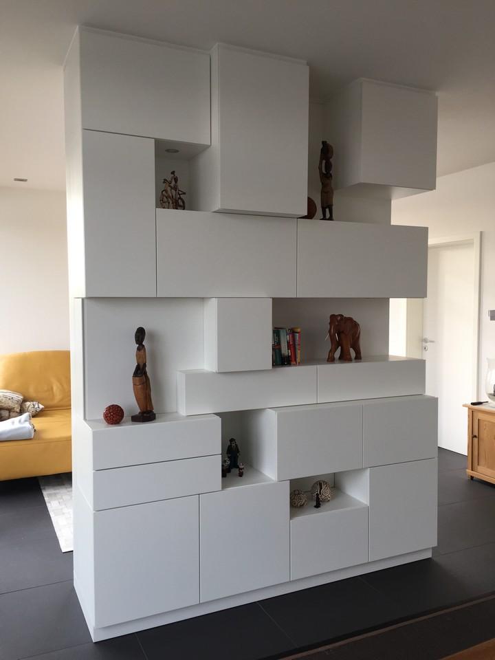 Raumbildendes Einbaumöbel Rudi Rehle Büro Für Gestaltung
